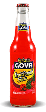 Goya Fruit Punch Soda – Soda Pop Stop