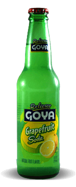 Goya Grapefruit Soda – Soda Pop Stop