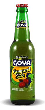 Goya Guarana Soda - Soda Pop Stop