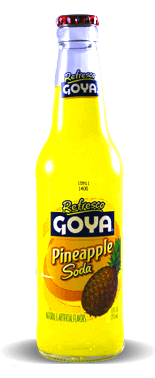 Goya Pineapple Soda – Soda Pop Stop