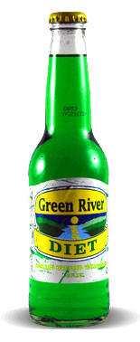 Green River - Diet - Soda Pop Stop