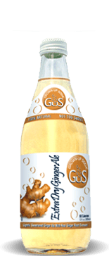 Gus (Grown-Up Soda) Extra Dry Ginger Ale – Soda Pop Stop