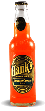 Hank's Genuine Premium Philadelphia Orange Cream Soda – Soda Pop Stop