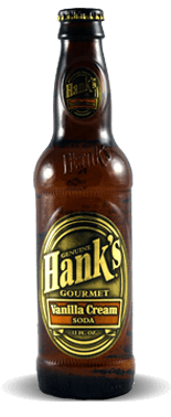 Hank's Vanilla Cream Soda – Soda Pop Stop
