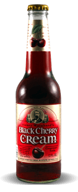 Henry Weinhard's Black Cherry Cream – Soda Pop Stop