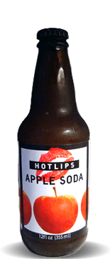 Hotlips Soda Apple Soda – Soda Pop Stop