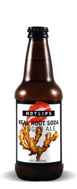 Hotlips Soda Ginger Ale - Soda Pop Stop