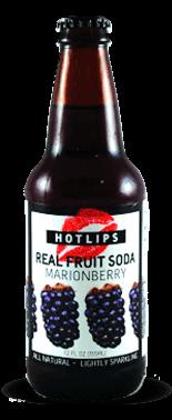 Hotlips Soda Marionberry Soda – Soda Pop Stop