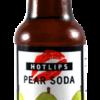 Hotlips Soda Pear Soda - Soda Pop Stop