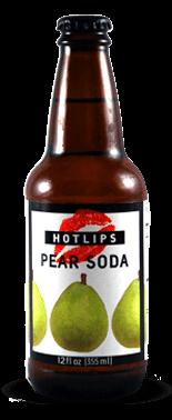 Hotlips Soda Pear Soda – Soda Pop Stop