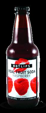 Hotlips Soda Raspberry Soda – Soda Pop Stop