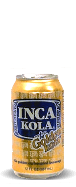 Inca Kola – Soda Pop Stop