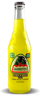 Jarritos Pineapple Soda – Soda Pop Stop