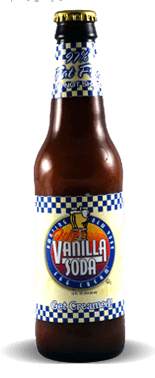 Jeff's Vanilla Egg Cream Soda – Soda Pop Stop