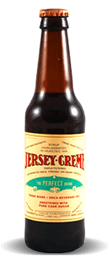 Jersey- Creme Cream Soda – Soda Pop Stop