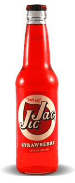 Jic Jac Strawberry – Soda Pop Stop