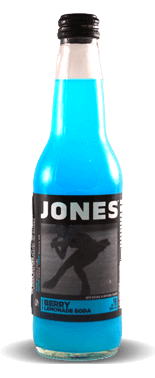 Jones Soda Co. Berry Lemonade – Soda Pop Stop