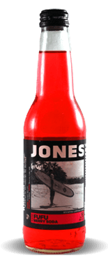 Jones Soda Co. Fufu Berry Soda – Soda Pop Stop