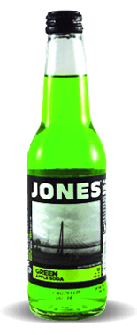 Jones Soda Co. Green Apple Soda – Soda Pop Stop