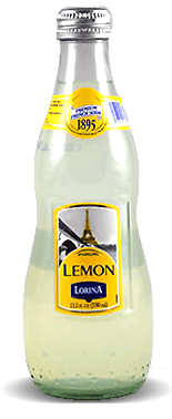 Lorina Sparkling Lemonade Premium French Soda – Soda Pop Stop
