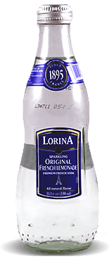 Lorina Sparkling Original French Lemonade Soda – Soda Pop Stop