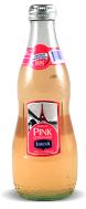 Lorina Sparkling Pink Lemonade Premium French Soda - Soda Pop Stop