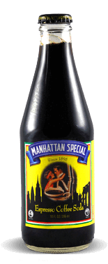Manhattan Special Espresso Coffee Soda – Soda Pop Stop