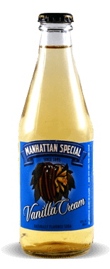 Manhattan Special Vanilla Cream – Soda Pop Stop