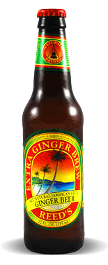 Reed's Extra Ginger Brew - Soda Pop Stop