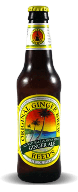 Reed's Original Brew All Natural Jamiacan Style Ginger Ale - Soda Pop Stop