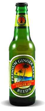 Reed's Premium Ginger Brew All Natural Jamaican Style Ginger Ale - Soda Pop Stop