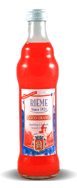 Rieme Blood Orange Sparkling Limonade – Soda Pop Stop