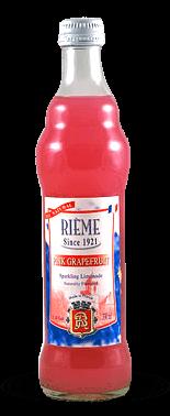 Rieme Pink Grapefruit Sparkling Limonade – Soda Pop Stop