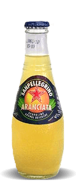 Sanpellegrino Aranciata Sparkling Orange Beverage - Soda Pop Stop