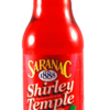Saranac Shirley Temple Flavored Soft Drink - Soda Pop Stop