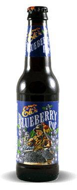 Shipyard Brewing Co. Capt'n Eli's Blueberry Pop – Soda Pop Stop