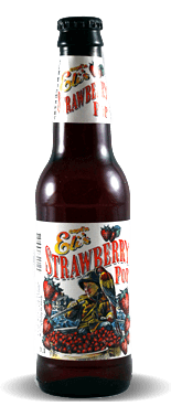 Shipyard Brewing Co. Capt'n Eli's Strawberry Pop – Soda Pop Stop