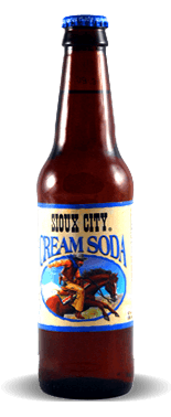 Sioux City Cream Soda - Soda Pop Stop