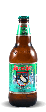 Sprecher Brewing Co., Inc. Ginger Ale – Soda Pop Stop
