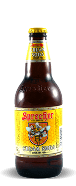 Sprecher Brewing Co., Inc. Cream Soda - Soda Pop Stop