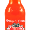 Stewart's Fountain Classics Diet Country Orange N' Cream Soda - Soda Pop Stop