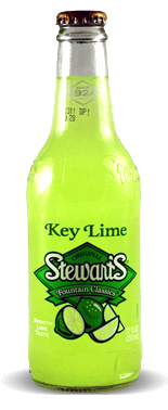 Stewart's Fountain Classics Key Lime Soda – Soda Pop Stop