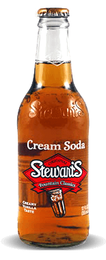 Stewart's Fountain Classics Original Cream Soda – Soda Pop Stop