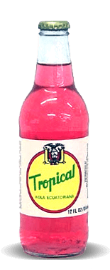 Tropical Kola Ecuatoriana – Strawberry – Soda Pop Stop