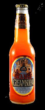 Virgil's Micro Brewed Orange Cream Soda – Soda Pop Stop