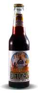 Virgil's Zero Black Cherry Cream Soda - Soda Pop Stop