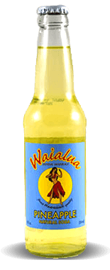 Waialua Soda Works, Inc. Pineapple Soda - Soda Pop Stop