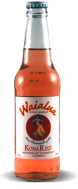 Waialua Soda Works Kona Red Antioxidant Superfruit Of Hawaii - Soda Pop Stop
