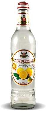 Zedazeni – Sparkling Lemon Fruit Drink – Soda Pop Stop
