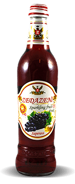Zedazeni - Sparkling Saperavi (Mountain Grape) Fruit Drink - Soda Pop Stop